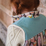 children's trailblazer vest pdf digital sewing pattern by Twig and Tale 4