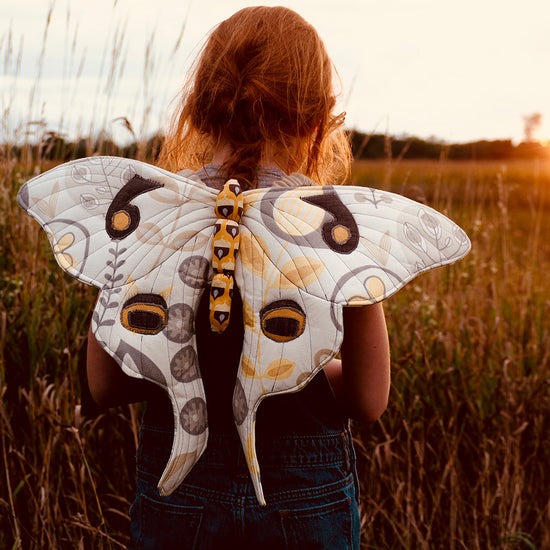 Luna Butterfly Wings digital sewing pattern by Twig + Tale 4
