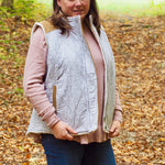 Women's Trailblazer Vest - PDF sewing pattern by Twig + Tale 9