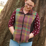Women's Trailblazer Vest - PDF sewing pattern by Twig + Tale 12