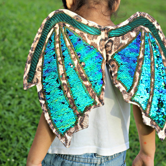 Dragon Wings PDF digital Sewing pattern by Twig + Tale 8