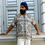 Men's Casual Breeze Shirt - PDF digital sewing pattern by Twig and Tale 4