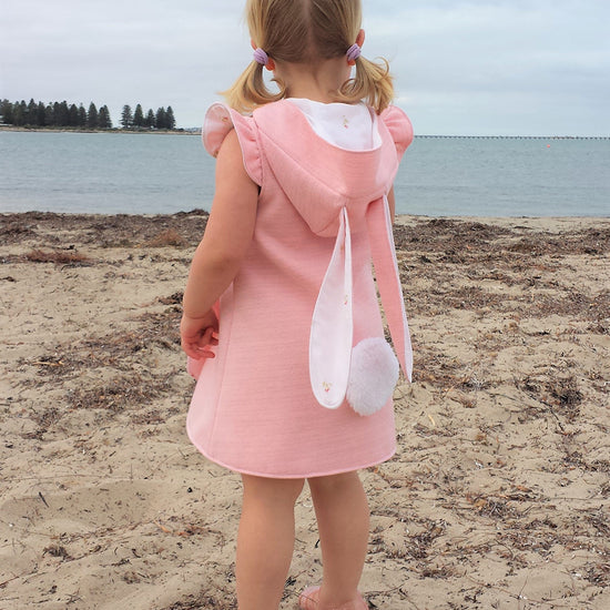 Children - Animal Petal Wrap Dress and Tunic - PDF digital sewing pattern - by Twig and Tale