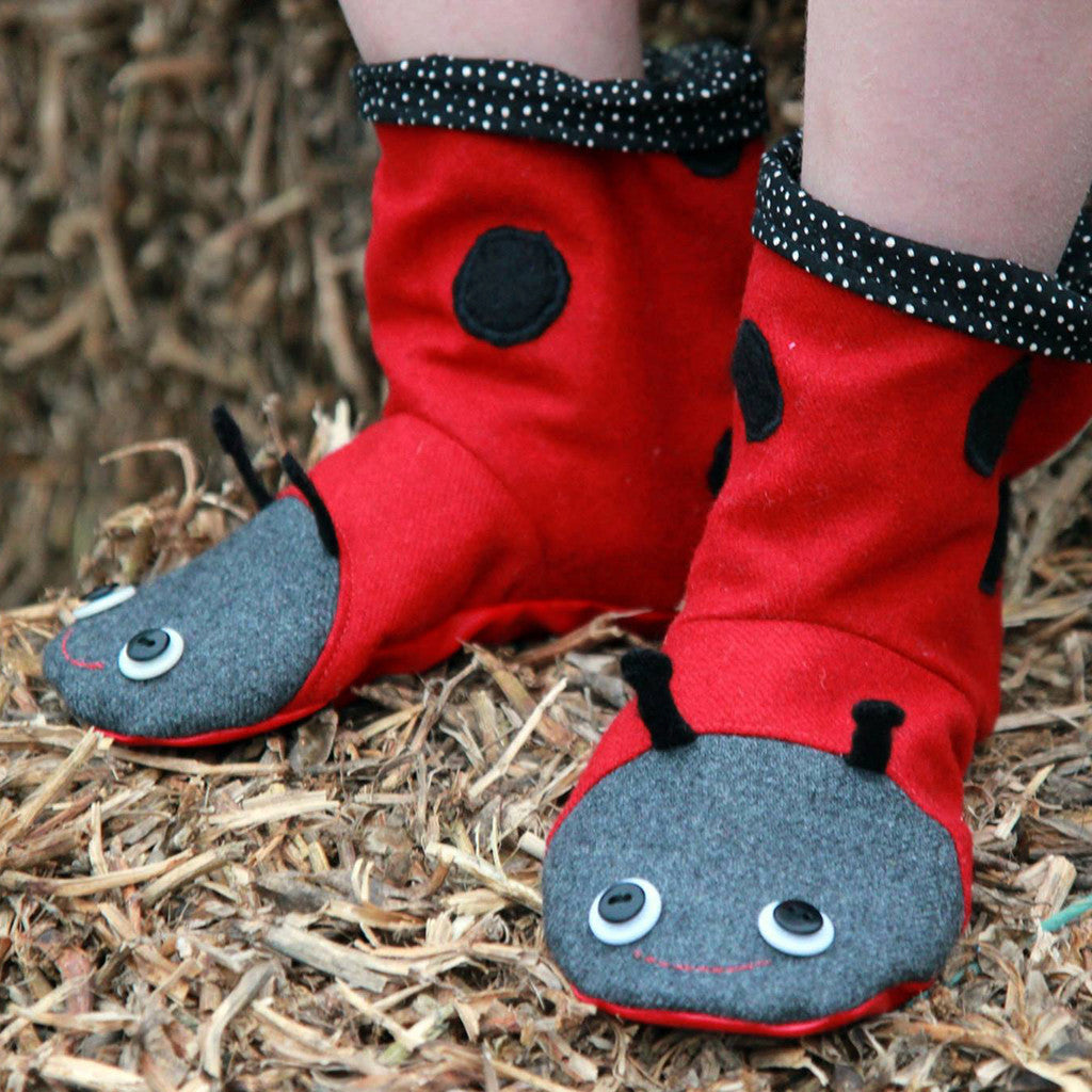 Wild Things Boots for Big Kids - Twig + Tale  - Digital PDF Download - 13