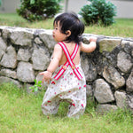 Barefoot romper - Twig and Tale - PDF digital sewing pattern 31