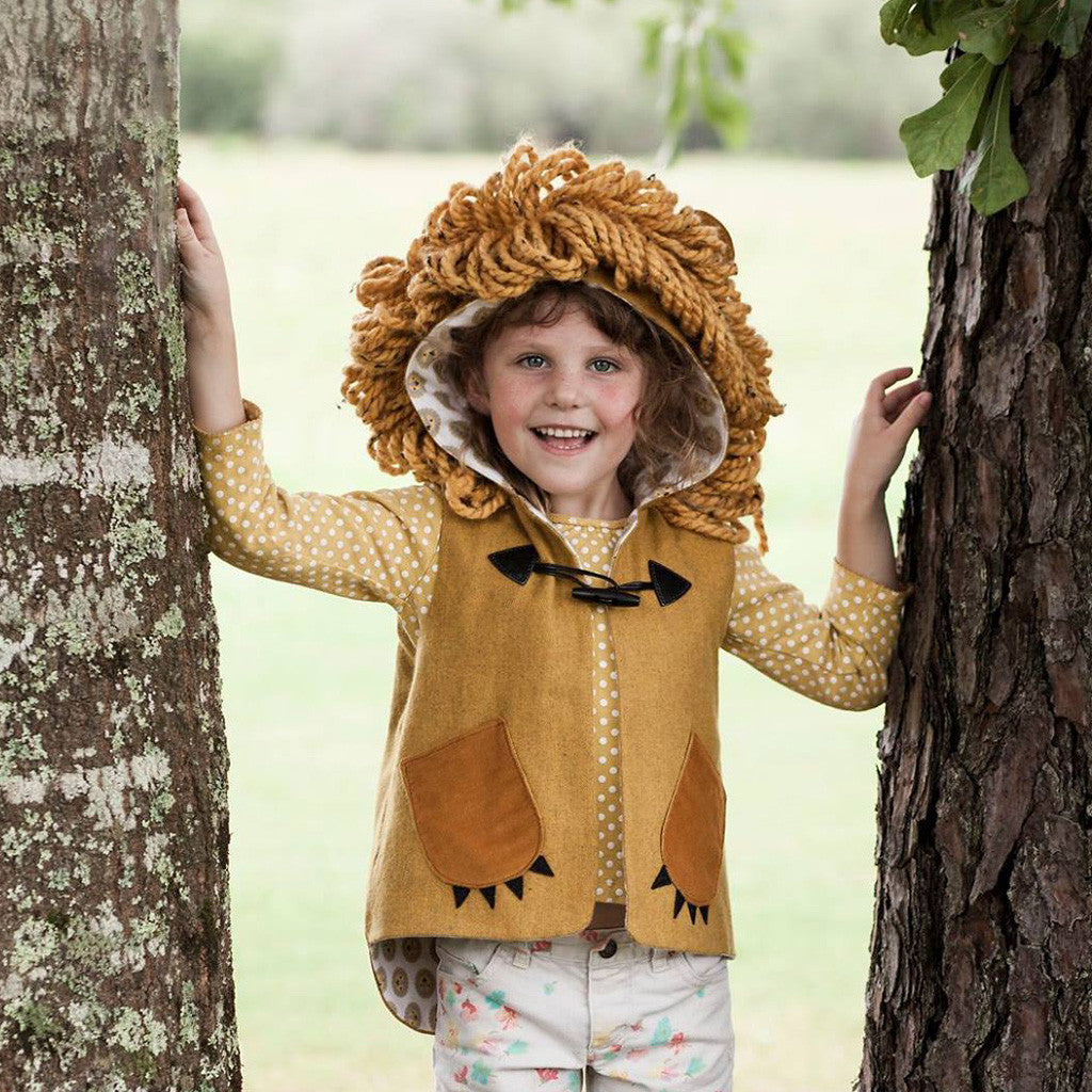 Wild Things Vest - Twig + Tale  - Digital PDF Download - 1