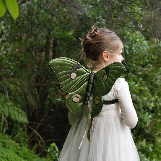 Luna Butterfly Wings digital sewing pattern by Twig + Tale 5
