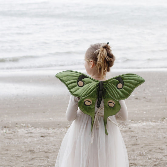 Luna Butterfly Wings digital sewing pattern by Twig + Tale