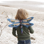 dragonfly wings digital PDF sewing pattern by Twig + Tale 3