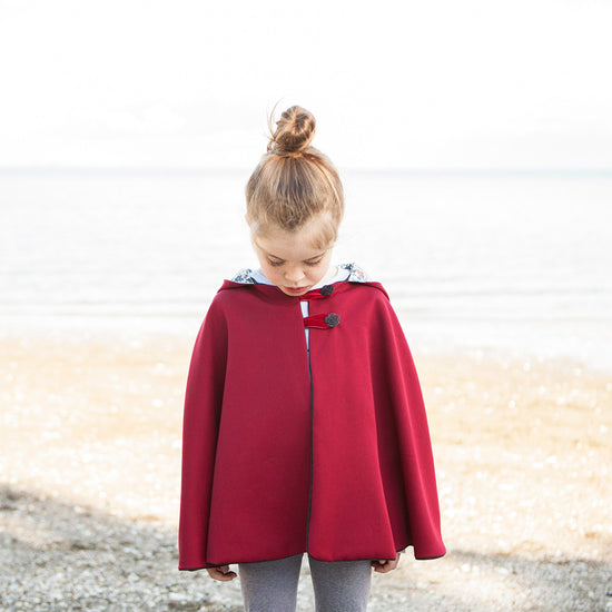 Little Red Riding Hood - PDF digital sewing pattern by Twig and Tale