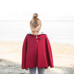 Traveller Cape - PDF digital sewing pattern by Twig + Tale - 10