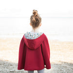 Traveller Cape - PDF digital sewing pattern by Twig + Tale - 11