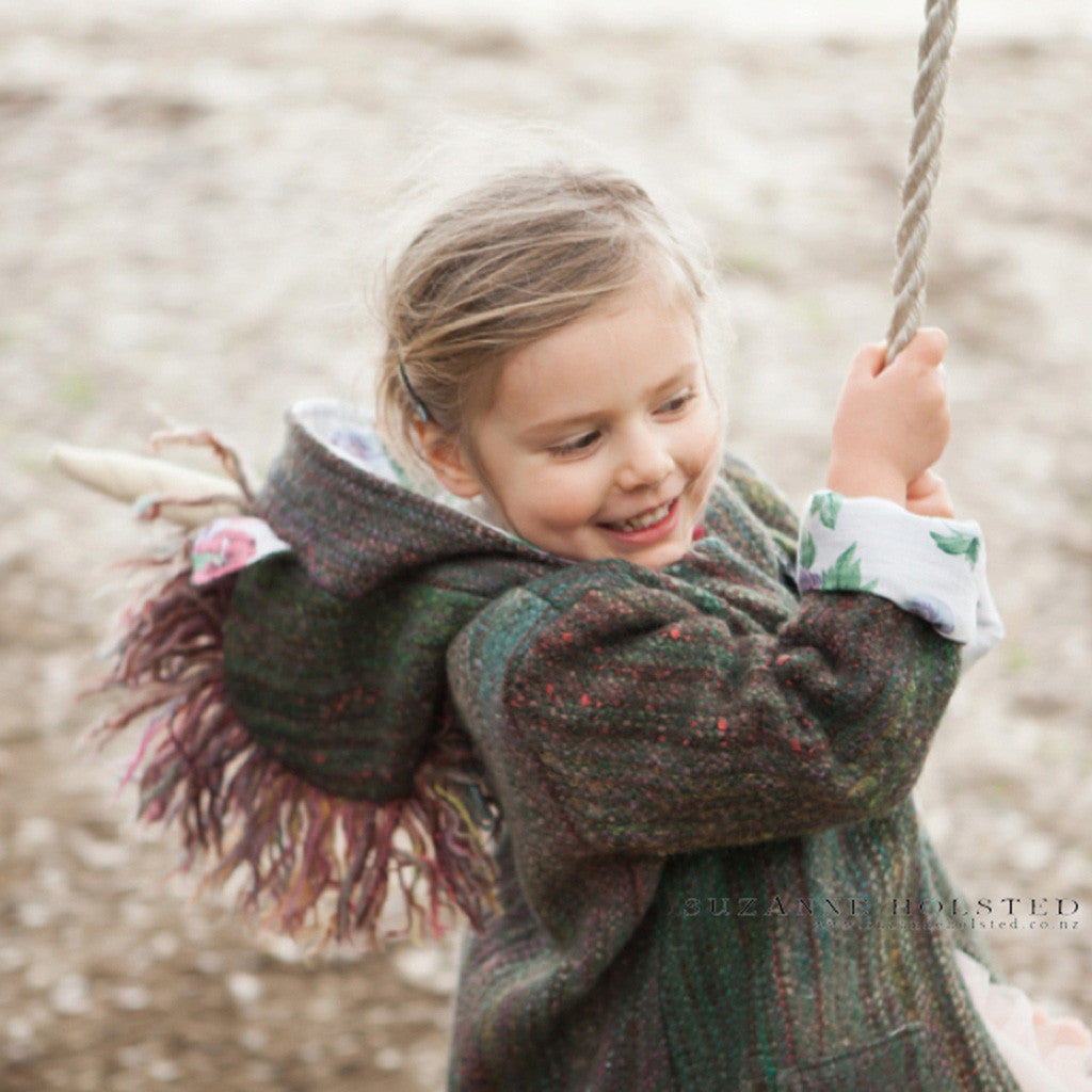 Wild Things Coat - Twig + Tale  - Digital PDF Download - 4