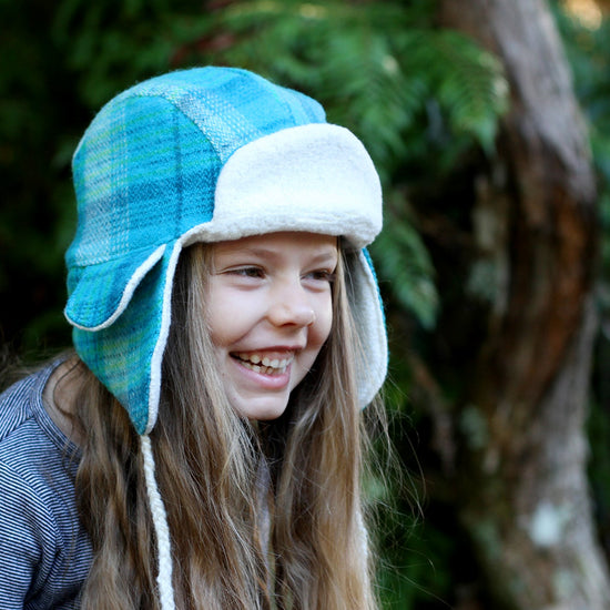 Aviator Hat - Twig and Tale - PDF digital sewing pattern 4