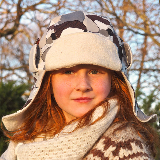 Aviator Hat - Twig and Tale - PDF digital sewing pattern 17