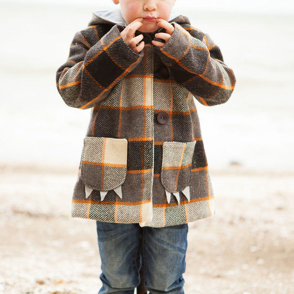 Wild Things Coat - Twig + Tale  - Digital PDF Download - 2