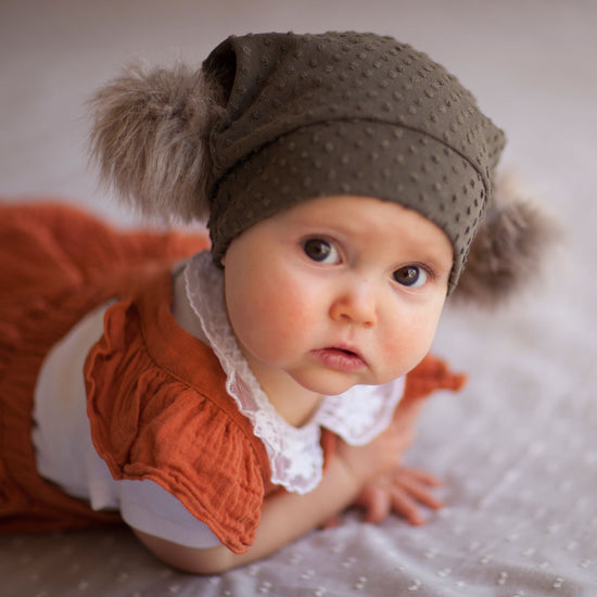 Baby - Hats Pompom Hat sewing pattern by Twig + Tale