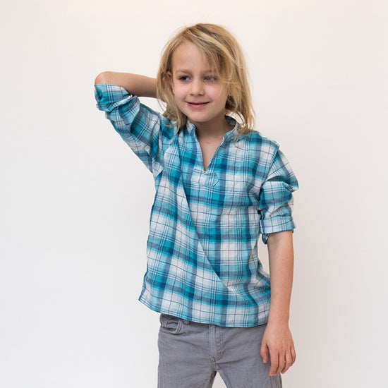 Breeze Shirt PDF Digital Sewing Pattern by Twig and Tale 17