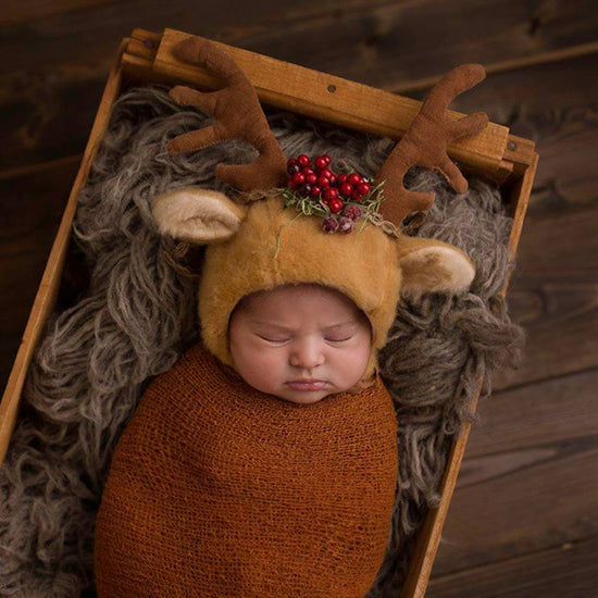 Reindeer Add-on PDF digital sewing pattern by Twig + Tale