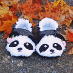 Animal Themed Slippers - Twig + Tale  - Digital PDF sewing pattern 9