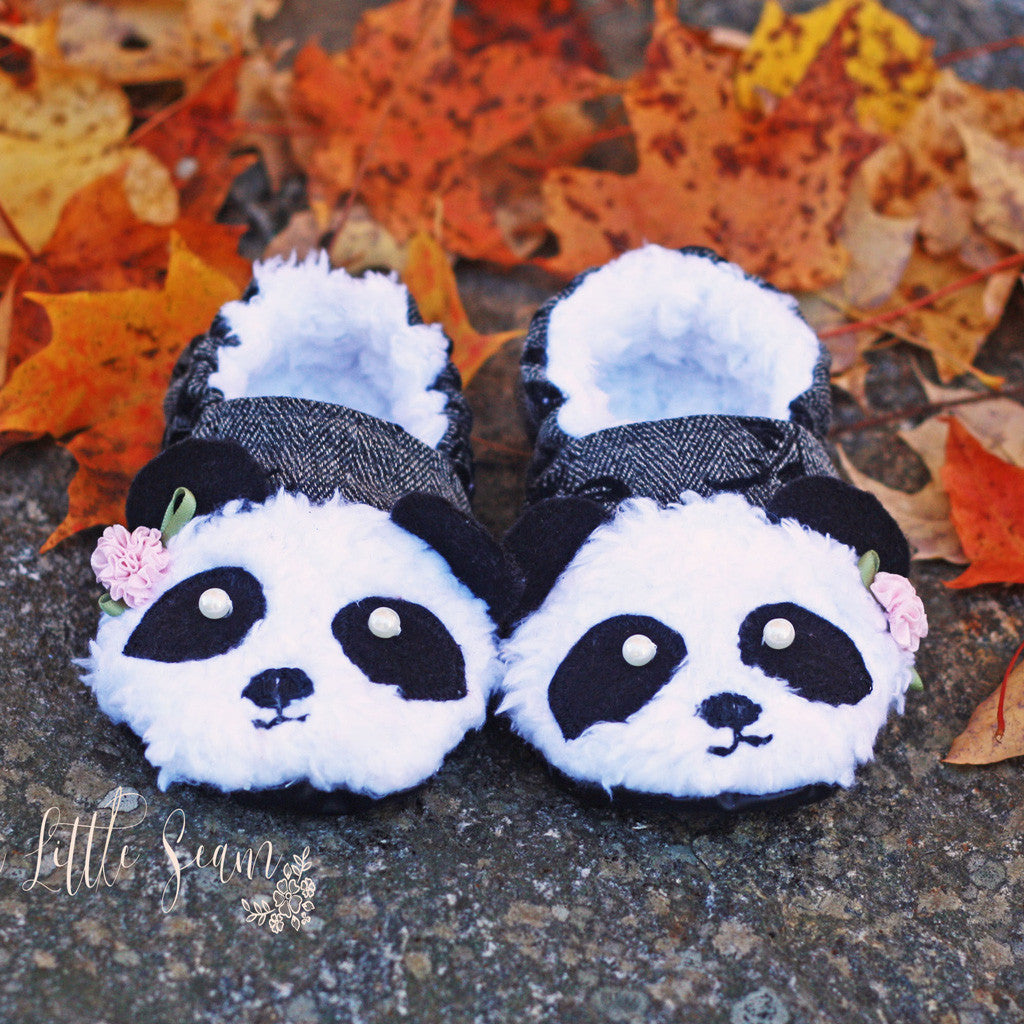 Wild Things Baby Shoes