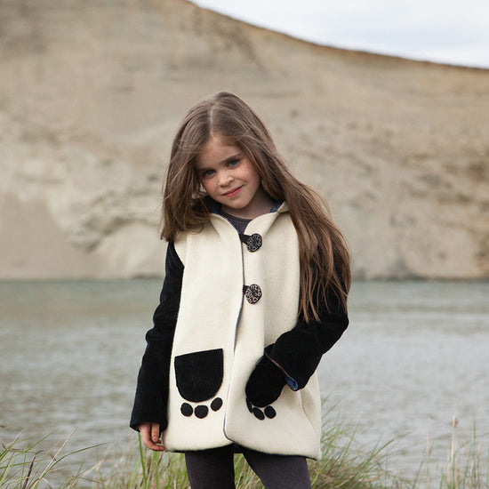 Panda Animal Coat - Twig + Tale  - Digital PDF sewing pattern - 6
