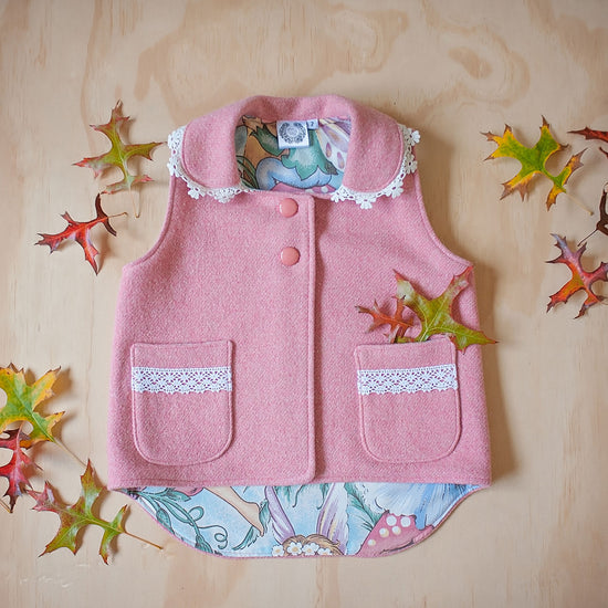 Baby Pathfinder Vest - Digital PDF sewing pattern by Twig and Tale