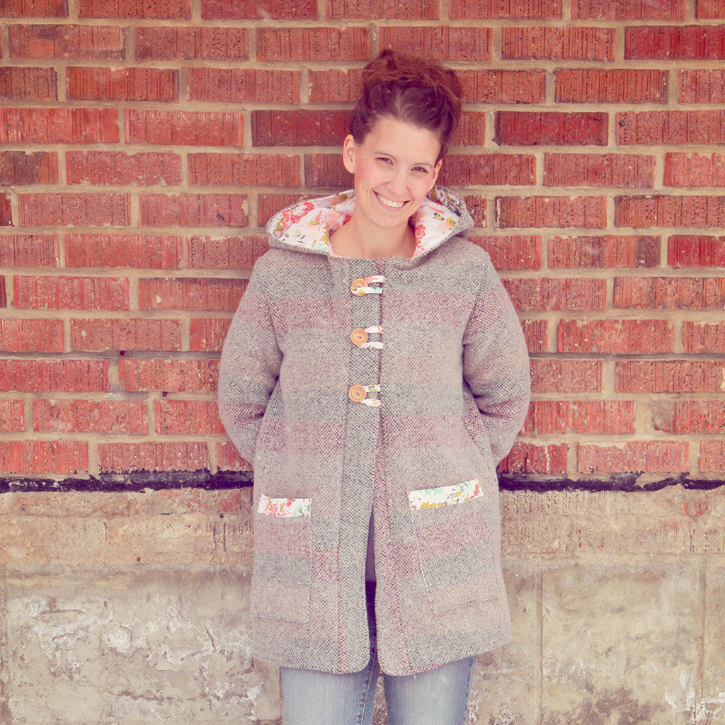 Ladies Pixie Coat