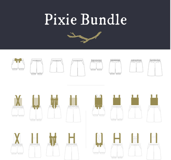Pixie Bundle ~ Essentials + Expansion Pack