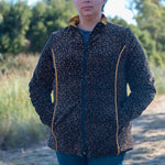 Women's Forester Coat - PDF digital sewing pattern by Twig + Tale 8