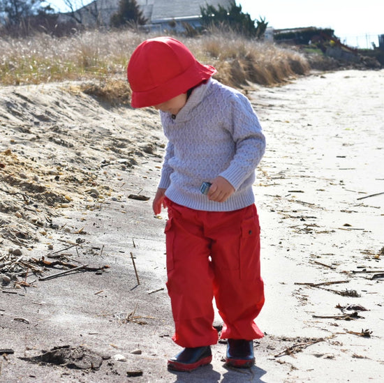 Rainhaven Pants - Child ~ Waterproof over-pants
