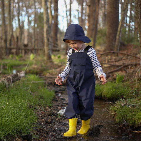 Children's Rainhaven Overalls PDF Sewing Pattern from Twig + Tale