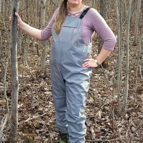 Rainhaven Overalls for Women PDF Sewing Pattern from Twig + Tale
