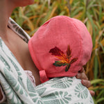 Riverstone Bonnet for Babies and Children PDF Sewing Pattern by Twig + Tale