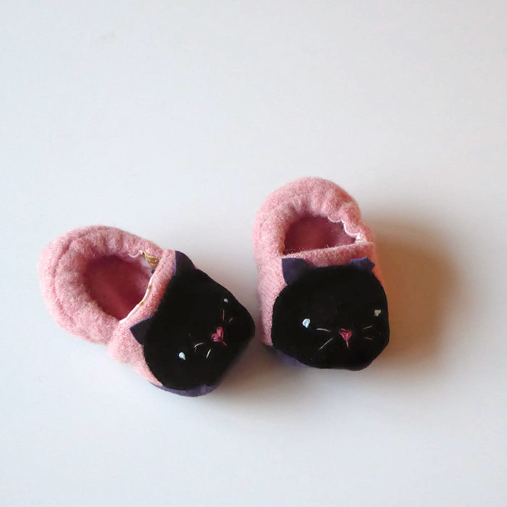 Wild Things Baby Shoes - Twig + Tale  - Digital PDF Download - 5
