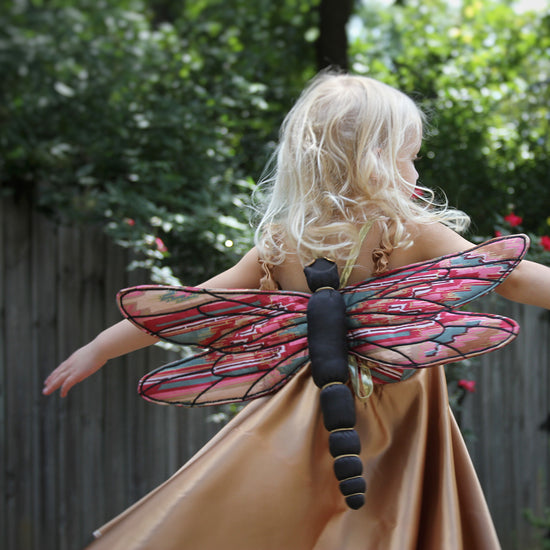 dragonfly wings digital PDF sewing pattern by Twig + Tale 7