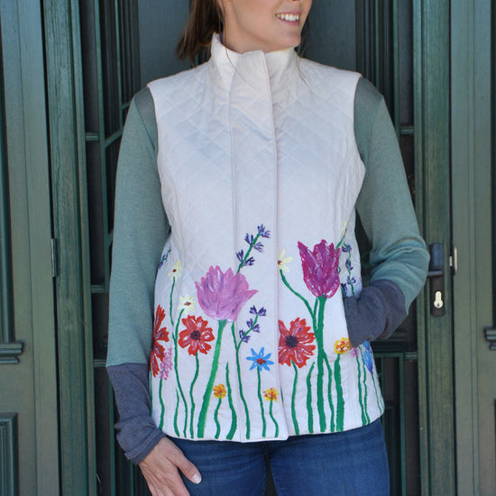 Women's Trailblazer Vest - PDF sewing pattern by Twig + Tale 8