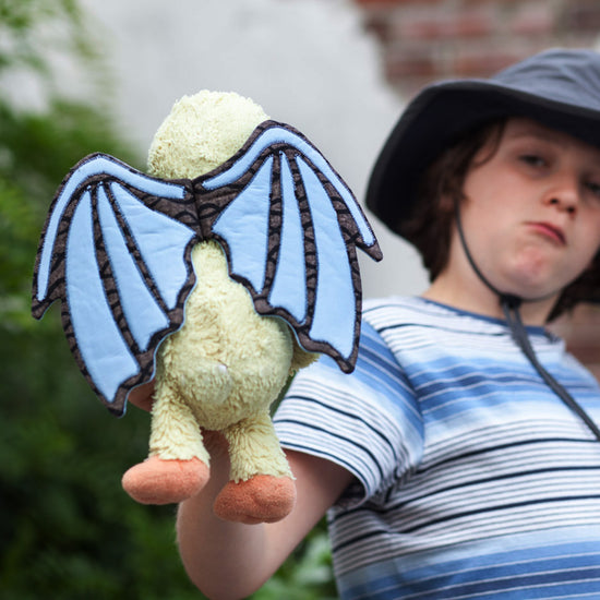 Dragon wings pdf sewing pattern by twig + tale