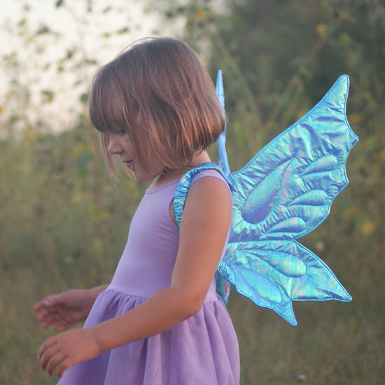 Woodland Sprite Fairy wings - PDF digital sewing pattern by Twig and Tale 3