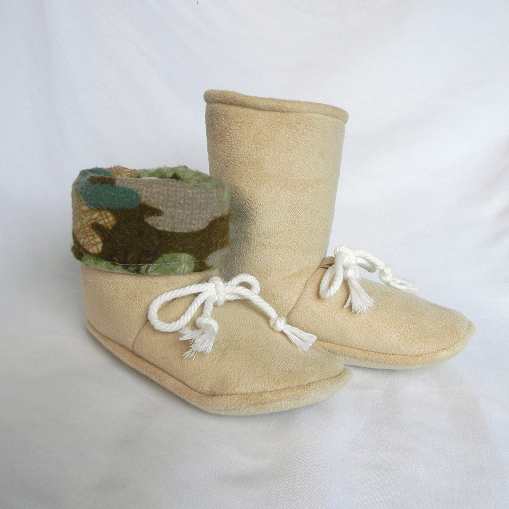 Tie Back Boots - Baby + Child – Twig + Tale
