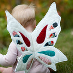Woodland Sprite Fairy wings - PDF digital sewing pattern by Twig and Tale 4