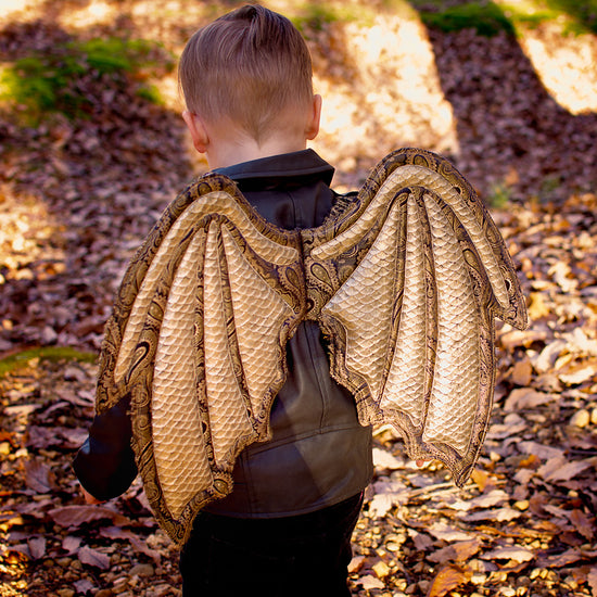 Dragon Wings PDF  digital Sewing pattern by Twig + Tale 6