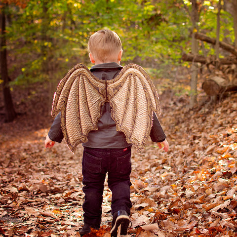 Dragon Wings PDF digital Sewing pattern by Twig + Tale