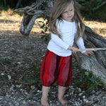 Girls Tree Climbing Pantaloons - Twig + Tale  - Digital PDF Download - 2