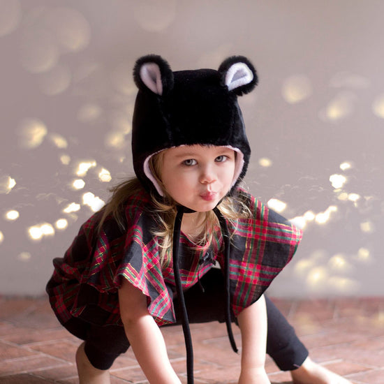 evergreen animal bonnet digital PDF sewing pattern by Twig + Tale 10