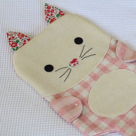 Animal Hot Water Bottle Covers