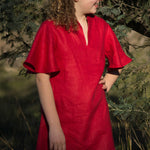 Breeze Shirt + Tunic - PDF Digital Sewing Pattern by Twig + Tale 15