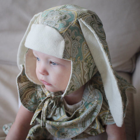 Baby - Animal Aviator Hat - Twig and Tale - PDF digital sewing pattern 10
