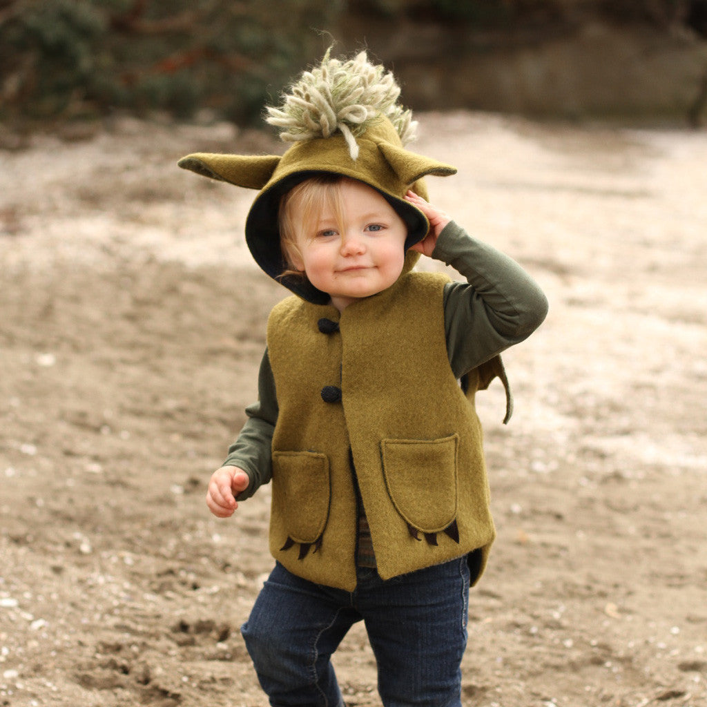 Wild Things Vest - Twig + Tale  - Digital PDF Download - 2