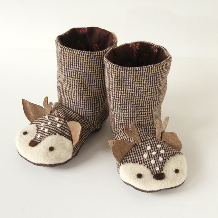 Wild Things Boots for Big Kids - Twig + Tale  - Digital PDF Download - 1